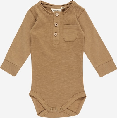 Lil ' Atelier Kids Pijama entero/body 'MIVAR' en marrón, Vista del producto