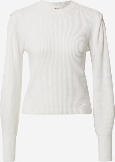 OBJECT Pulover   bela barva, Prikaz izdelka