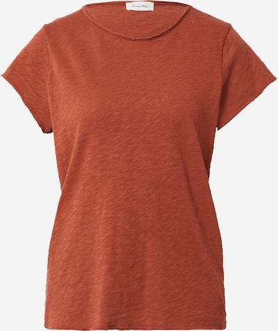 AMERICAN VINTAGE T-Shirt in dunkelorange, Produktansicht