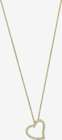 LOTUS SILVER Kette in Gold