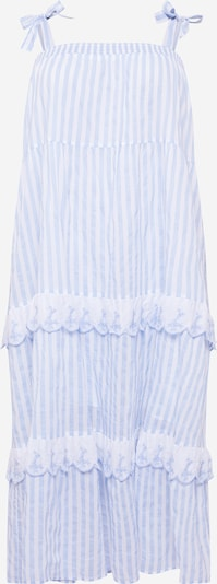 Cotton On Curve Summer dress 'CLARISSA' in Light blue / White, Item view