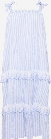 Cotton On Curve Ljetna haljina 'CLARISSA' u svijetloplava / bijela, Pregled proizvoda