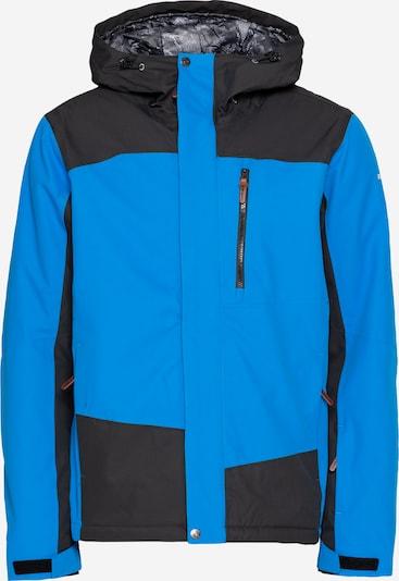 ICEPEAK Sportjacke 'CAPOT' in royalblau / schwarz, Produktansicht