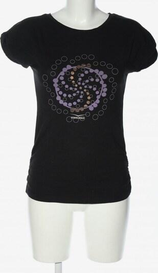 VENICE BEACH T-Shirt in XS in lila / schwarz / weiß, Produktansicht