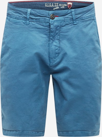 G.I.G.A. DX by killtec Pantalon chino 'Skön' en bleu ciel, Vue avec produit