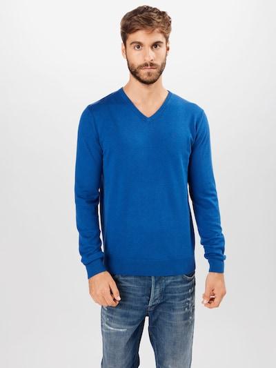 Pullover TOM TAILOR di colore blu chiaro: Vista frontale