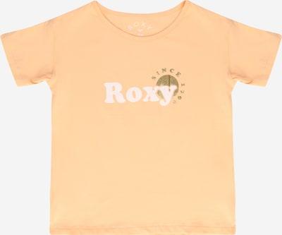 ROXY Shirt in gold / apricot / weiß, Produktansicht