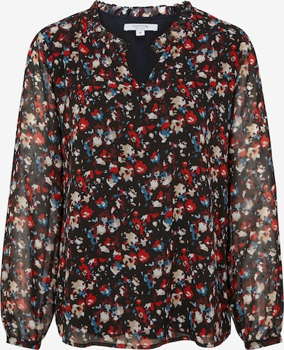 Ci comma casual identity Blouse in Mixed colours / Black, Item view