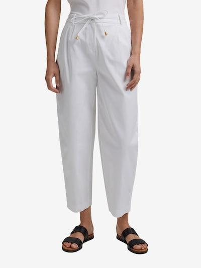 Esprit Collection Hose in weiß, Modelansicht