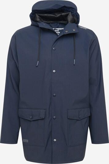 Weather Report Outdoorová bunda 'Erik' - námořnická modř / bílá, Produkt