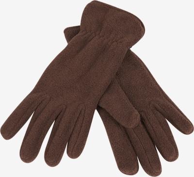 LOEVENICH Vingerhandschoenen ' PolarSoft ' in de kleur Bruin, Productweergave
