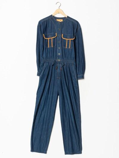Liz Claiborne Jeansoverall in XL in blue denim, Produktansicht
