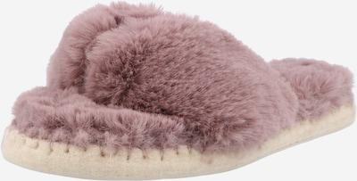 espadrij l´originale Hausschuh in lila, Produktansicht