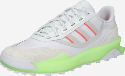 ADIDAS ORIGINALS Sneaker in kitt / kiwi / neonorange / weiß, Produktansicht