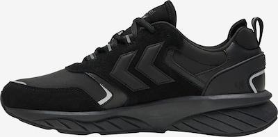 Hummel Sneaker in schwarz / weiß, Produktansicht