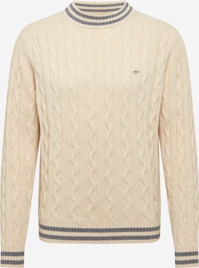 FYNCH-HATTON Pullover 'Stand-Up' in creme / ecru, Produktansicht