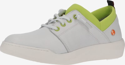 Softinos Sneakers in Neon green / White, Item view