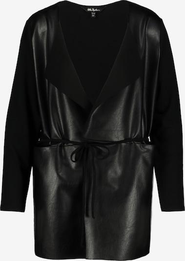 Ulla Popken Jacke '798091' in schwarz, Produktansicht