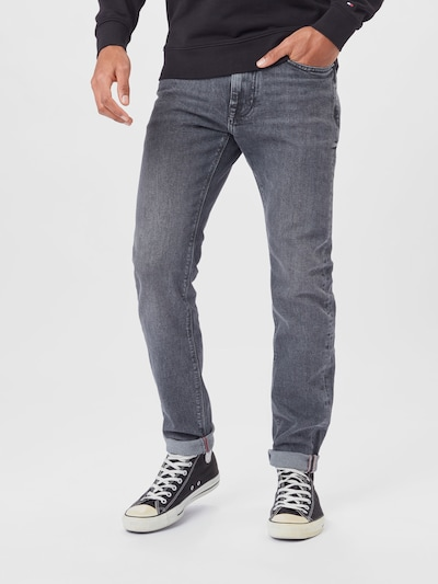 TOMMY HILFIGER Jeans 'BLEECKER' in grey denim, View model