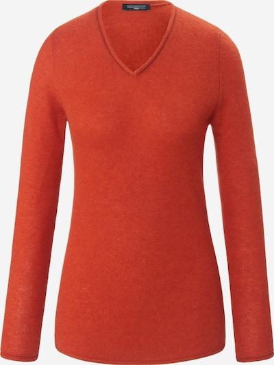 Fadenmeister Berlin Trui 'aus 100% Premium-Kaschmir' in de kleur Rood, Productweergave