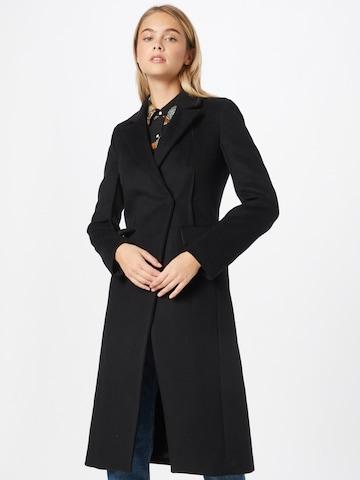 PATRIZIA PEPE Átmeneti kabátok - fekete