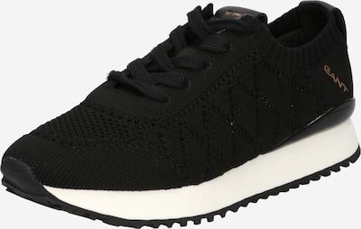 Sneaker low GANT pe negru, Vizualizare produs