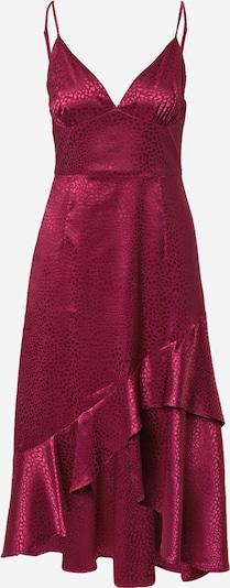 Forever Unique Robe en violet foncé, Vue avec produit