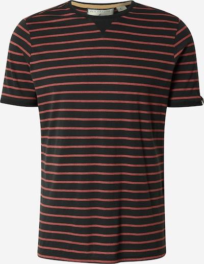 Fli Papigu T-Shirt in rot / schwarz, Produktansicht