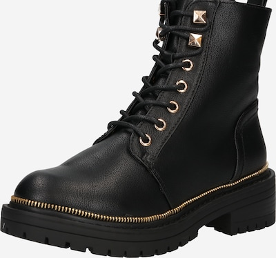 NEW LOOK Lace-Up Ankle Boots 'COSMOPOLITAN' in Black, Item view