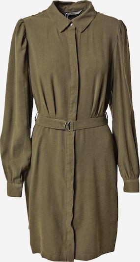 ONLY Sukienka koszulowa 'SHORT DRESS PNT' w kolorze ciemnozielonym, Podgląd produktu