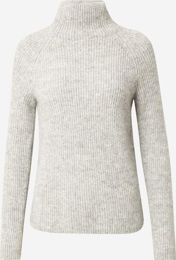 BOSS Sweater 'Faloda' in mottled grey, Item view