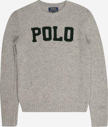 Pull-over Polo Ralph Lauren en gris