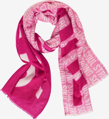 STREET ONE Scarf in Pink