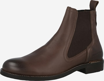 Marc O'Polo Chelsea Boots 'Sami' in Braun