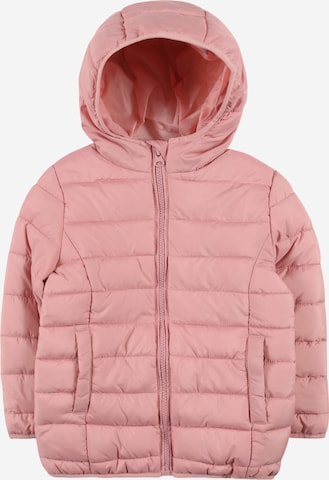 ABOUT YOU Jacke 'Kasumi Jacket' in Pink