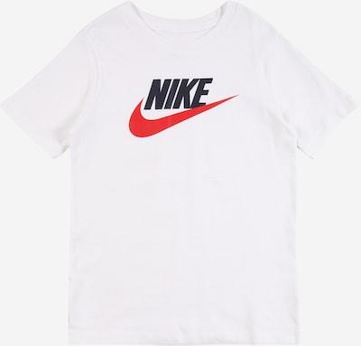 Marškinėliai iš Nike Sportswear , spalva - raudona / balta, Prekių apžvalga