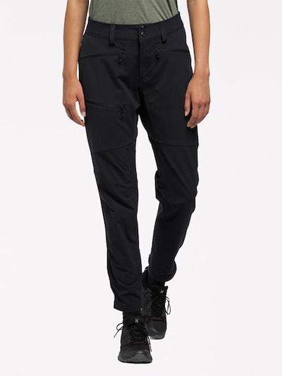 Haglöfs Outdoorhose 'Rugged Flex' in schwarz, Modelansicht