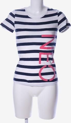 ADIDAS NEO T-Shirt in XXS in Blau