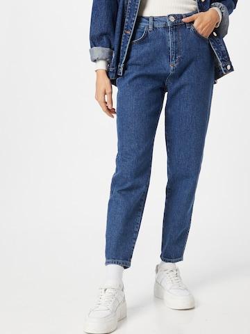 Goldgarn Jeans 'BLUMENAU' in Blau