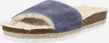 espadrij l´originale Pantoletter 'Plagette' i blå