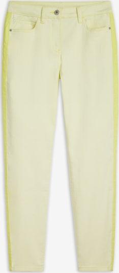 Sandwich Jeans in gelb / hellgelb, Produktansicht
