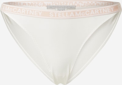 Stella McCartney Slip 'IVY CHATTING' in de kleur Perzik / Natuurwit, Productweergave