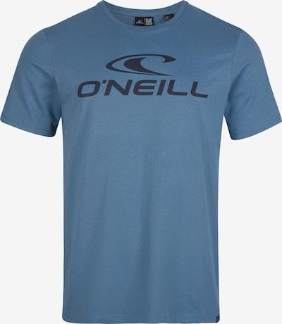 O'NEILL T-Shirt in navy / taubenblau, Produktansicht