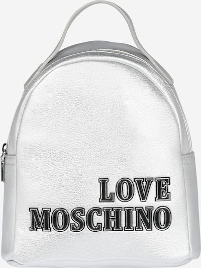 Love Moschino Batoh 'Argento' - světle šedá, Produkt