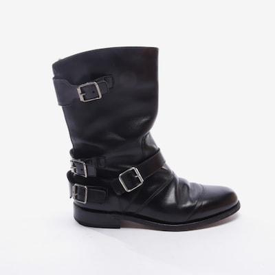 Balmain Stiefeletten in 42 in schwarz, Produktansicht