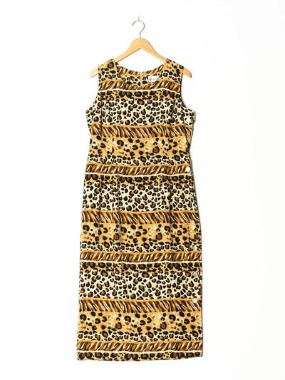 Miss Dorby Kleid in XL in beige, Produktansicht