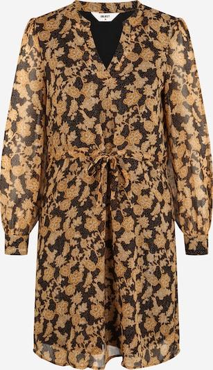 OBJECT (Petite) Košulja haljina 'Silje' u smeđa / crna, Pregled proizvoda