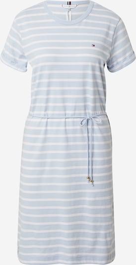 TOMMY HILFIGER Vasaras kleita, krāsa - debeszils / balts, Preces skats
