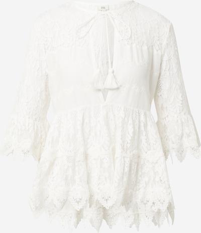 River Island Блуза 'LUXE' в бяло, Преглед на продукта