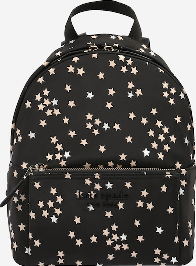 Kate Spade Backpack in Black / White, Item view